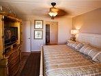 Beachview 304 Master Bedroom