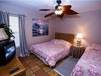 Beachview 304 Guest Bedroom