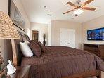 Marlin Cottage 7 Master Bedroom