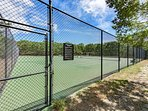 Association Tennis Courts