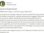 Past guest review