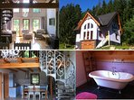 Elegant and spacious chalet located in the heart of High Tatra mountains and other 3 ski resorts