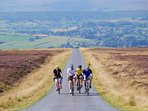 Cycle on the Tour de Yorkshire route. Keep your bikes in our secure sheds or why not hire some!
