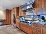 Stainless Appliances and all your Cooking Accessories