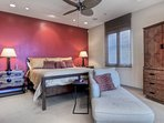Master Bedroom on Top Level