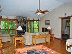 Living Room, Foosball Table