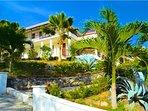 Beachfront Plantation House - IJEOMA Panorama