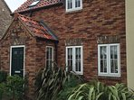 Dog friendly cottage to for holiday let in Filey