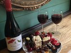 Why not add a 'Decadent Plate' to your booking? Sweet treats to enjoy with a Yarra Valley pinot noir