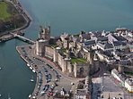 Caernarfon castle - worth a visit