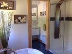 Salle de bain chambre 1 unite1