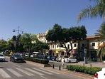 VIEWS FROM THE ' AVENIDA SANTOS REIN'