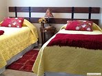 Upstairs Bedroom - Twin Size Beds