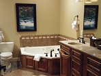 Master Bathroom (one per Master Bedroom)