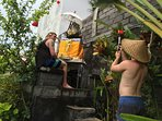 Bali is so magical n life is full of Joy Come lets feel This By stay with us