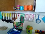 Cups Mugs and other Kitchen utensils