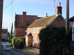 Cheyne Cottage is bright, detached and on a quiet lane in the centre of Potterne village.