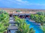 Location maison marrakech avec piscine. Villa Taj Marrakech au Maroc. La plus belle villa à louer