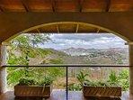 'La Vista' View from the veranda