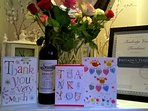 Ironbridge View Townhouse Thank you cards