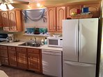 Oversized Eat-in Kitchen with All the Amenities and Newer Appliances