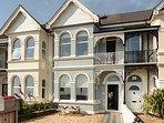 175 BRIGHTON ROAD, all bedrooms en-suite, open fire, enclosed courtyard