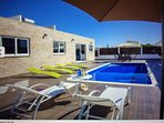 Fantastic BROADWAY BUNGALOWS IN fantastic location only a 3 minute stroll to strip in PROTARAS