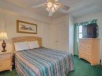 2nd Bedroom w/1 Queen