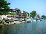 Just 7km from Seascape is the beautiful fishing town of Nessebar.