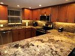 Brand New renovated kitchen!  Beautiful!
