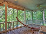 The peaceful escape of your dreams awaits at this tranquil Fairview vacation rental cottage!