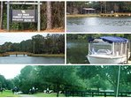 Seapines 600 acre forest preserve free for guests