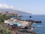 Ponta Gorda Beach: 4 minutes walking.