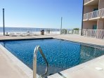 Sea Breeze 1002 Penthouse-Outdoor Sitting Pool