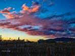 Amazing Taos Sky at Sunset