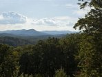 Gorgeous mountaintop views