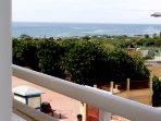 Panorámica desde balcón