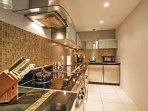 Prepare your favorite home-cooked meals in the fully equipped kitchen!