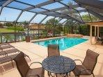 Outside Lounge Area/Pool