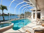 Pool/Spa/Water VIew