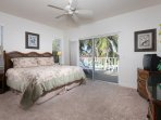 Upstairs Master Suite - King