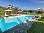 Large Villa in Tuscany with Two Pools - Villa Ponte