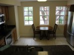 Spacious Kitchen W/All Granite Counter Tops