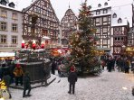 The famous Christmas market in Bernkastel-Kues
