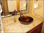 2nd Bath Upgraded Vanity Area