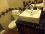 Double bedroom ensuite bathroom