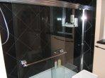 Hallway tub/shower