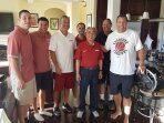 Coaching staff retreat of Stanford University Men's Bascketball Team