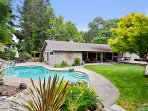 Fallen Tree Ranch, Vacation Rental with Pool, 3 Acres