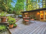 Modern Zen, Cazadero in Style! Private, Hot Tub